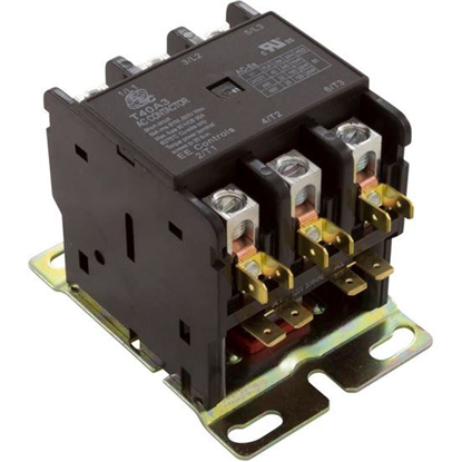 Picture of Contactor, Furnas, 3P, 40A, 115v