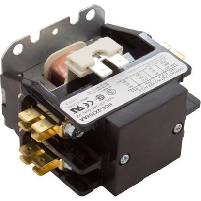 Picture of Contactor, Prod Unltd, DP, 50A, 115v