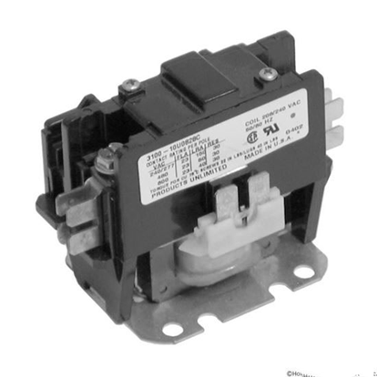 Picture of Contactor, Prod Unltd, SP, 30A, 230v