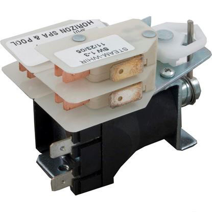 Picture of Relay P&B S90R 3PDT 115v  60-241-1053