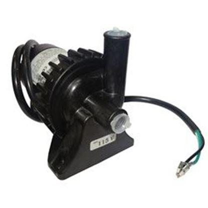 Picture of Pump: Circ E5 115v 50/60hz 3/4' Hosebarb With Terminated Cord E5-Nchnnnn3w-10 74427