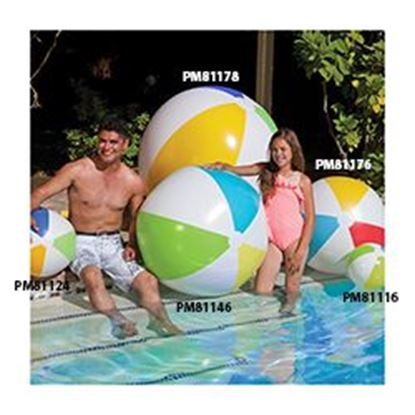 Picture of 36 IN. BEACH BALL - MULTIPRINT PM81176