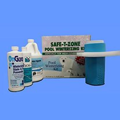 Picture of SAFETY ZONE KIT GAL 2/CS UP TO 30K GAL ELWSZK30